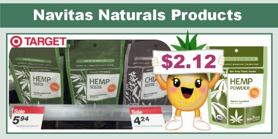 Navitas Naturals Products Coupon Deal