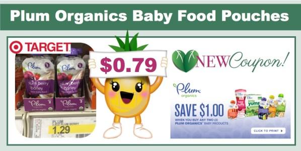 NEW Plum Organics Coupon