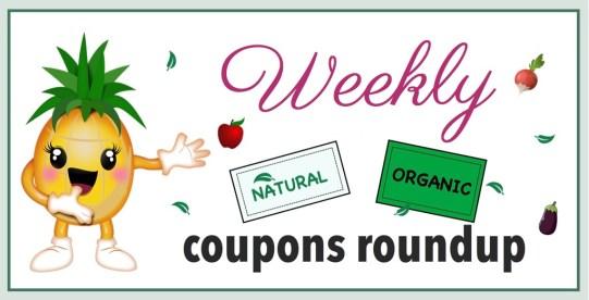weekly coupon roundup