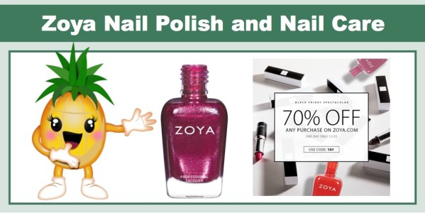 ZOYA Black Friday Sale