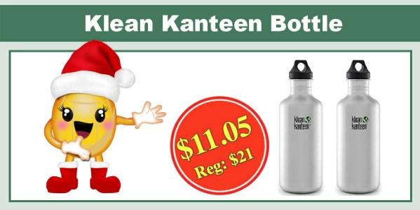 Klean Kanteen Bottle with Stainless Loop Cap