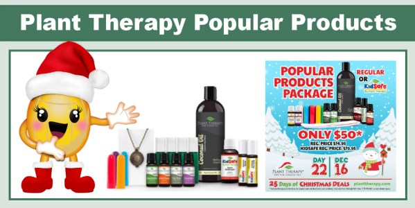 Plant Therapy Popular Products Package