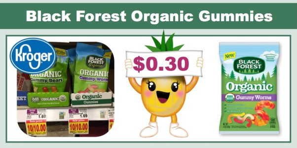Black Forest Organic Coupon