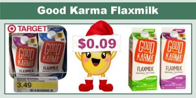 Good Karma Flaxmilk Coupon Deal