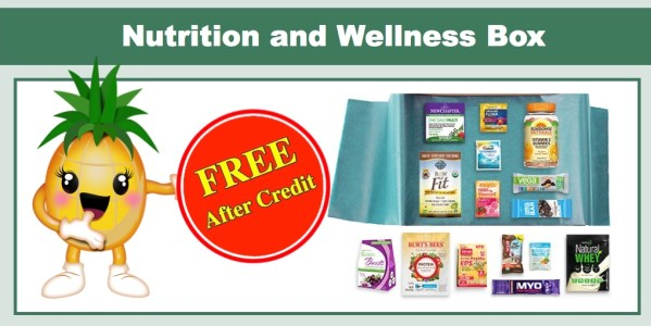 Wellness and Nutrition Box