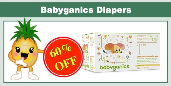Babyganics Diapers