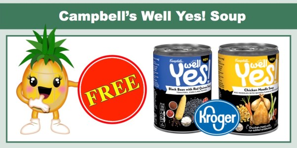 Campbell's Well Yes Soup