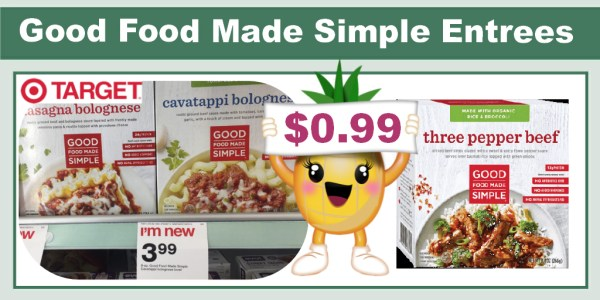 Good Food Made Simple Frozen Entrees Coupon Deal