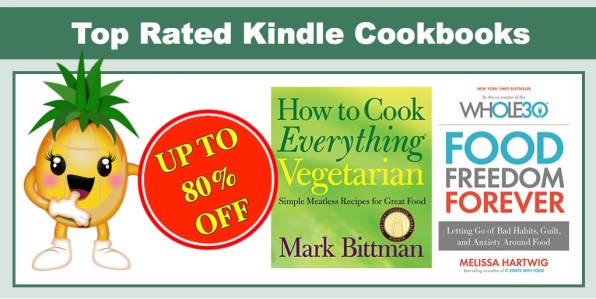 Kindle Cookbooks