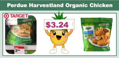 Perdue Harvestland Organic Chicken Coupon Deal