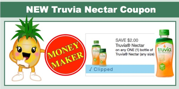Truvia Nectar Coupon