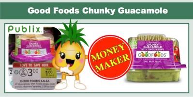 Good Foods Chunky Guacamole