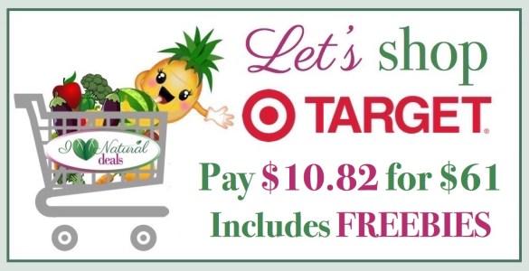 Let's Shop Target 031717