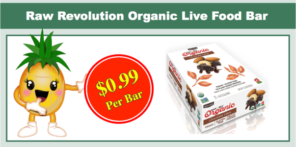 Raw Revolution Organic Live Food Bar
