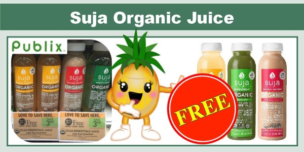Suja Organic Juice Coupon Deal