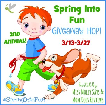 Spring Into Fun Giveaway Hop