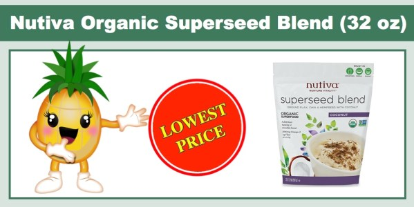 Nutiva Organic Superseed Blend (32 oz)