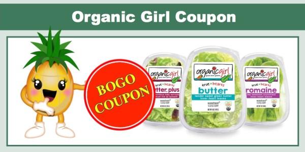 New BOGO Organic Girl Coupon = Organic Girl Salad for $1.75 at Publix!