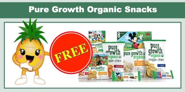 Pure Growth Organic Snacks
