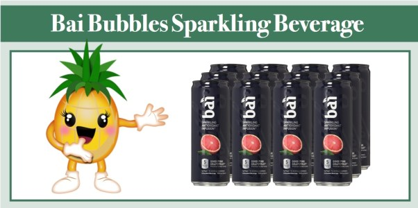 Bai Bubbles Sparkling Antioxidant Infused Beverage