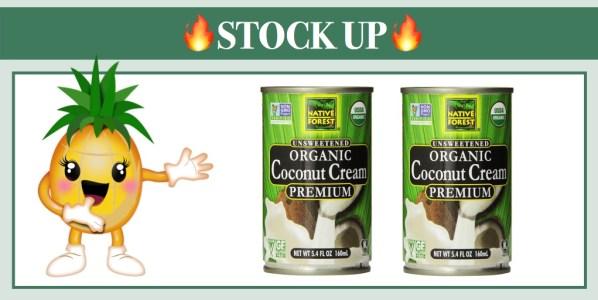 Native Forest Organic Premium Coconut Cream