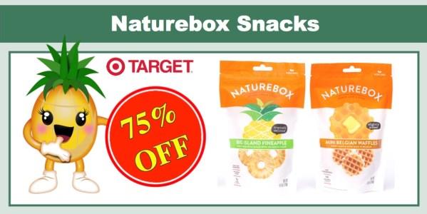 Naturebox Snacks Coupon Deal