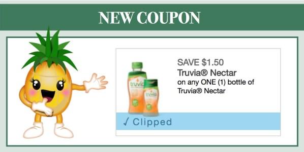 Truvia Nectar Coupon
