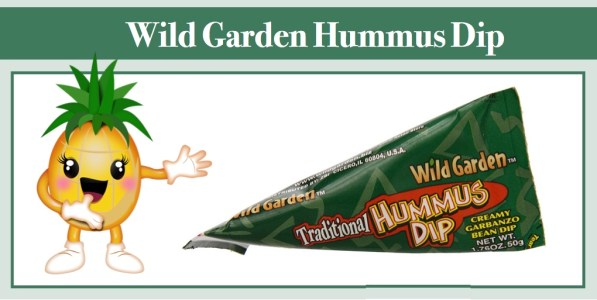 Wild Garden Traditional Hummus Dip