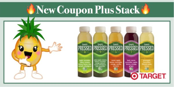 Naked Cold Pressed Juice Coupon