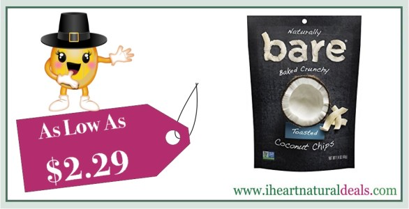 Bare Natural Coconut Chips