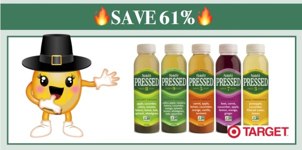 Naked Cold Pressed Juice Coupon Deal