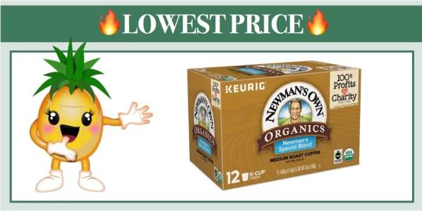 Newman's Own Organics Keurig Single Serve K-Cups