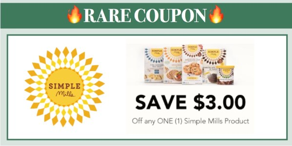 Simple Mills Coupon