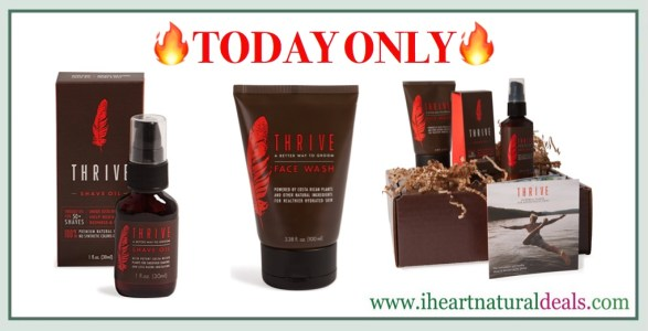 Thrive Natural Care for Men