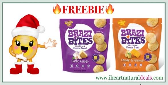 Free Bag of Brazi Bites