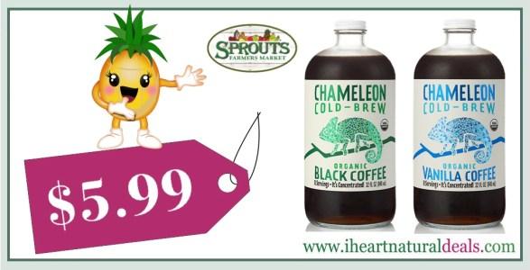 Chameleon Cold-Brew Organic Coffee