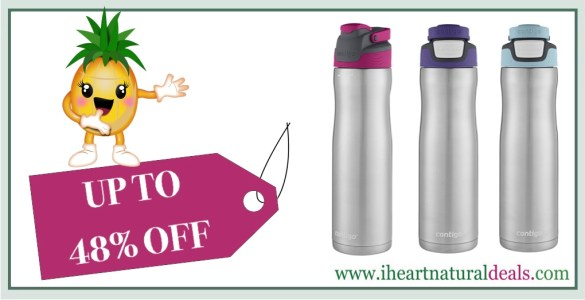 Contigo Autoseal Stainless Steel Water Bottle