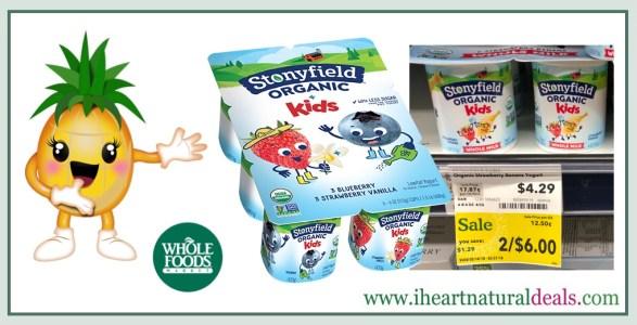 Stonyfield Organic YoKids and YoBaby MultiPacks
