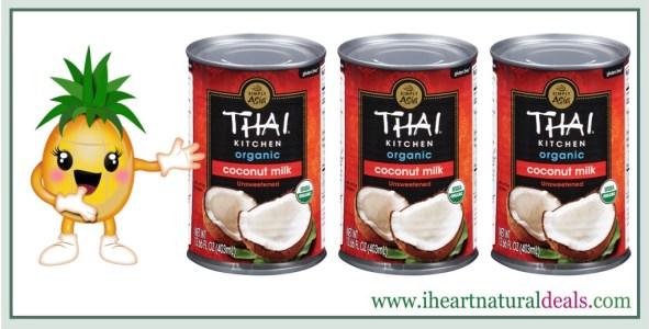 Fine Thai Kitchen Organic Coconut Milk 13 66 Oz As Low As Interior Design Ideas Oxytryabchikinfo