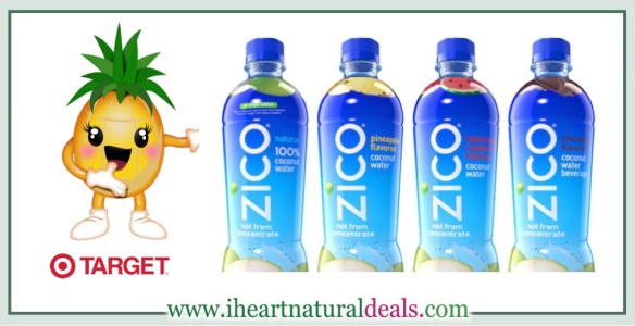 ZICO Coconut Water 16 9 oz - Only $0 50 at Target (Reg: $2 19)