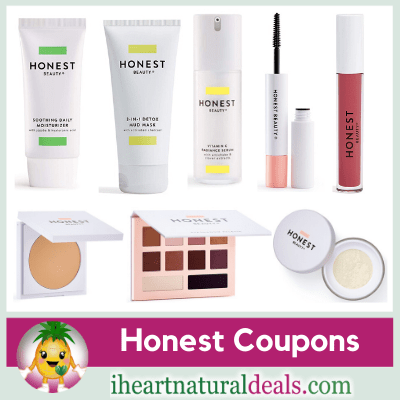Many Honest Beauty Coupons Save Up To 50 Off