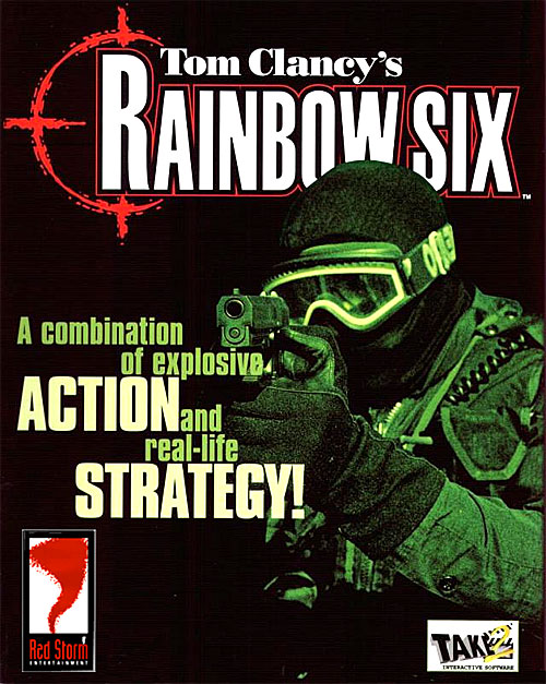[Coming of Age] Tom Clancy's Rainbow Six