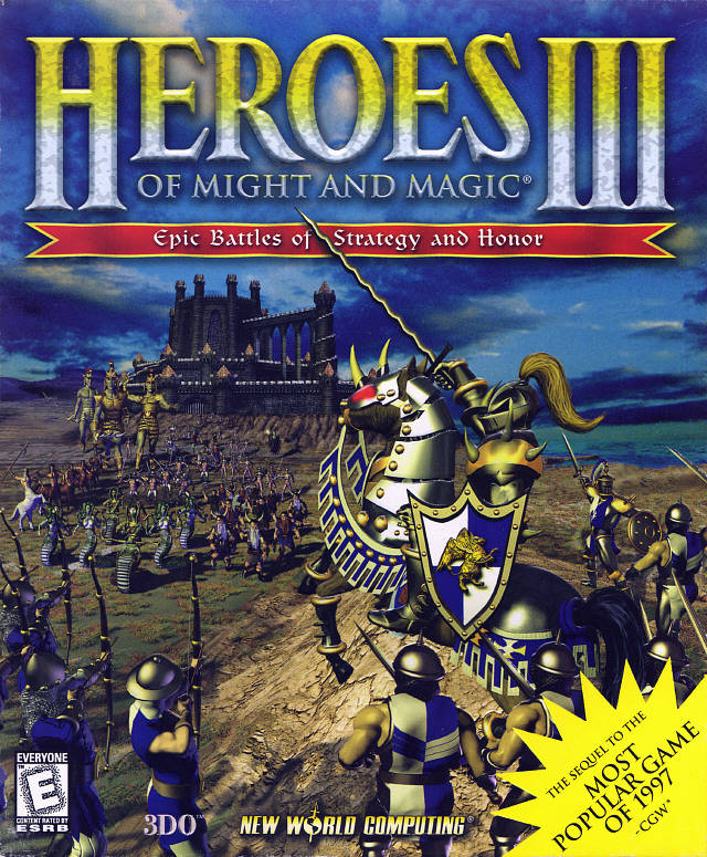 [Coming of Age] Heroes of Might and Magic III