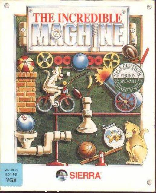 [Review] The Incredible Machine