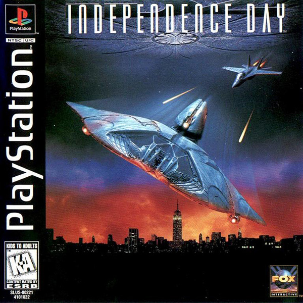 [Happy Birthday!] Independence Day