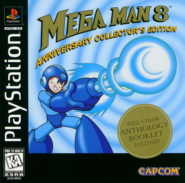 [Happy Birthday!] Mega Man 8
