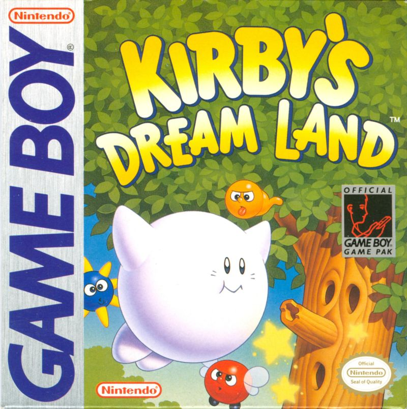 [Happy Birthday!] Kirby's Dream Land