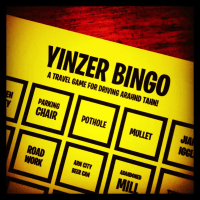 Steel of the Week: Yinzer Bingo