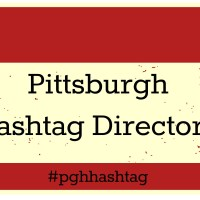 Pittsburgh Hashtag Directory