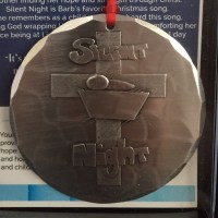 24 Gifts of Pittsburgh: Silent Night Ornament